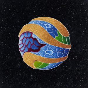 francesco visalli 48 WAS THE EARTH 50X50