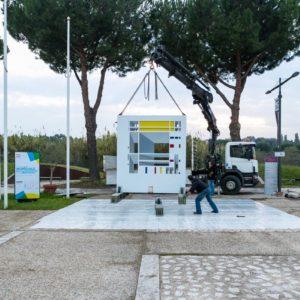 francesco visalli inside mondriaan solo exhibition roma 2014 2015 elsa morante 007 piet mondrian