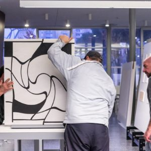 francesco visalli inside mondriaan solo exhibition roma 2014 2015 elsa morante 013 piet mondrian