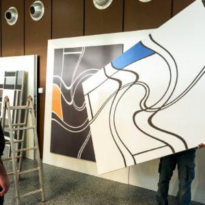 francesco visalli inside mondriaan solo exhibition roma 2014 2015 elsa morante 019 piet mondrian