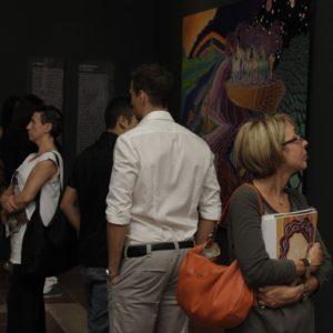 francesco visalli solo exhibition rome 2011 chiostro del bramante 019