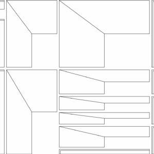 francesco visalli inside mondriaan project B269 disegno 3 piet mondrian