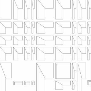 francesco visalli inside mondriaan project B308 disegno 4 piet mondrian