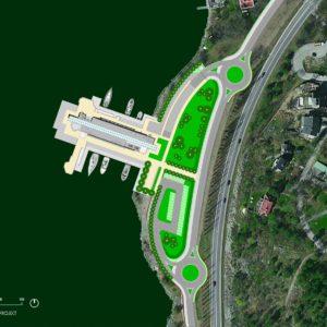 francesco visalli HILMA AF KLINT MUSEUM planimetria progetto colore hilma af klint 2