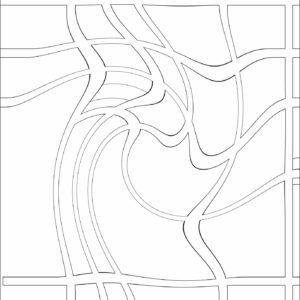 francesco visalli inside mondriaan project B320 disegno 3 piet mondrian