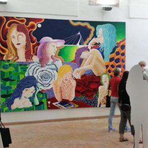 francesco visalli ritratto di donna exhibition001