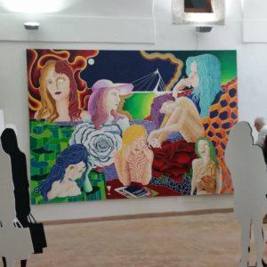 francesco visalli ritratto di donna exhibition002