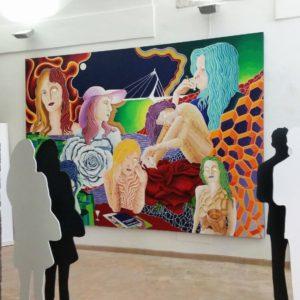 francesco visalli ritratto di donna exhibition004