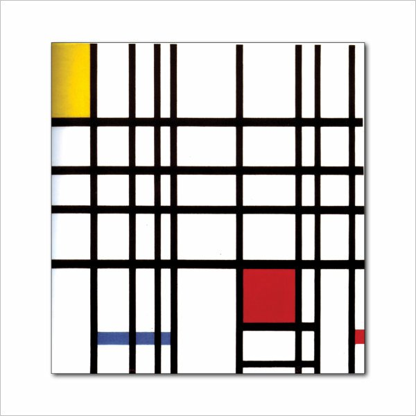 francesco visalli inside mondriaan project cover 36 piet mondrian