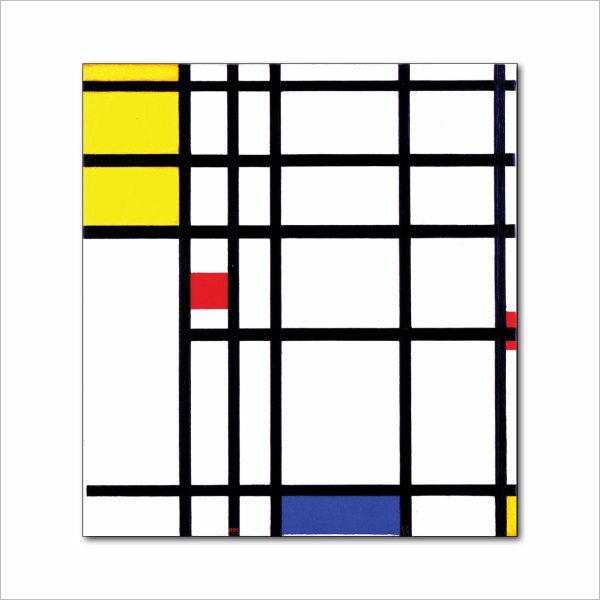francesco visalli inside mondriaan project cover 43 piet mondrian