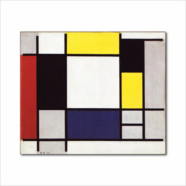 francesco visalli inside mondriaan project cover 4 piet mondrian