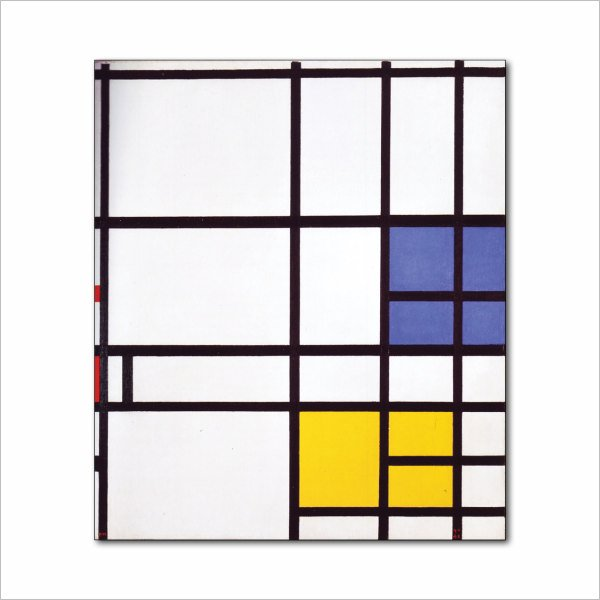 francesco visalli inside mondriaan project cover 52 piet mondrian