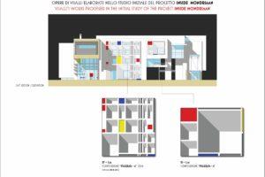 francesco visalli inside mondriaan HOUSE FOR ARTIST opere utilizzate2 piet mondrian