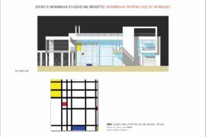 francesco visalli inside mondriaan HOUSE FOR ARTIST opere utilizzate8 piet mondrian