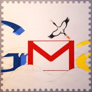 francesco visalli E stamp