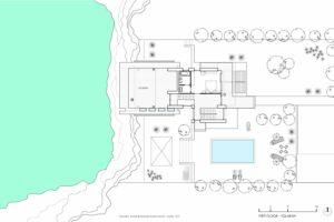 francesco visalli inside mondriaan VULCANO HOUSE vulcano A2 first floor piet mondrian