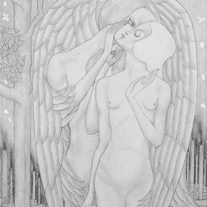 francesco visalli jan toorop project The proposal original drawing jan toorop