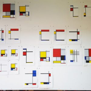 francesco visalli inside mondriaan project 05 piet mondrian the disappeared mondrians