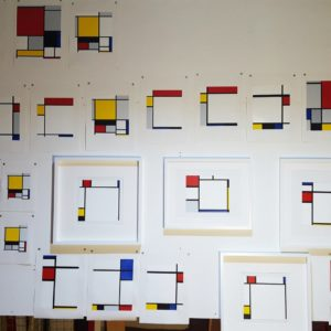 francesco visalli inside mondriaan project 08 piet mondrian the disappeared mondrians
