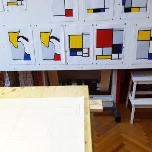 francesco visalli inside mondriaan project 10 piet mondrian the disappeared mondrinas