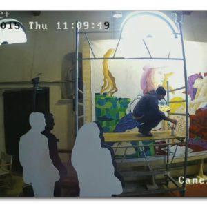 francesco visalli ritratto di donna during execution 012