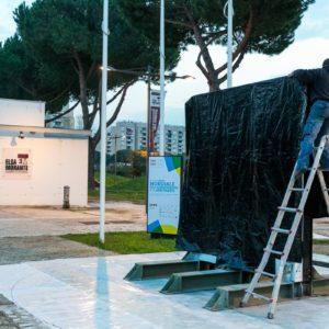 francesco visalli inside mondriaan solo exhibition roma 2014 2015 elsa morante 010 piet mondrian