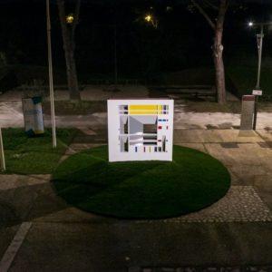 francesco visalli inside mondriaan solo exhibition roma 2014 2015 elsa morante 032 piet mondrian