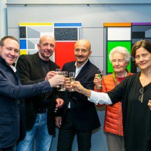 francesco visalli inside mondriaan solo exhibition roma 2014 2015 elsa morante 039 piet mondrian