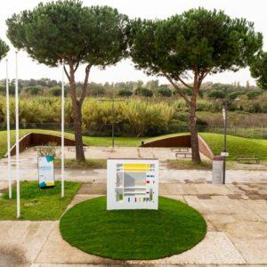francesco visalli inside mondriaan solo exhibition roma 2014 2015 elsa morante 051 piet mondrian