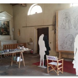 francesco visalli live painting 2014 2015 012 wislawa szymborska