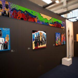 francesco visalli solo exhibition reggio emilia 2011 004