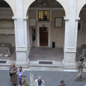 francesco visalli solo exhibition rome 2011 chiostro del bramante 008