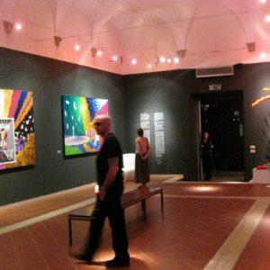 francesco visalli solo exhibition rome 2011 chiostro del bramante 030