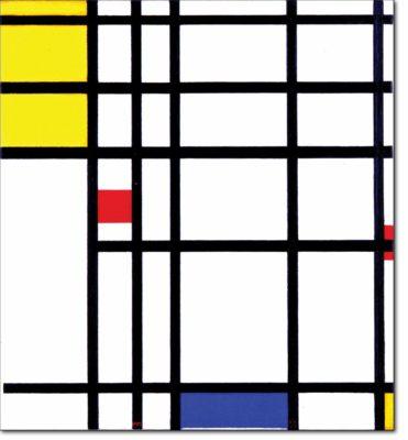 43 - B320 /  composizione CON giallo rosso E BLU - 1937 / 1943