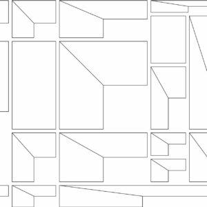 francesco visalli inside mondriaan project B114 disegno 4 piet mondrian