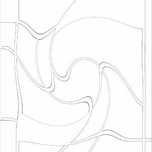 francesco visalli inside mondriaan project B116 disegno 3 piet mondrian