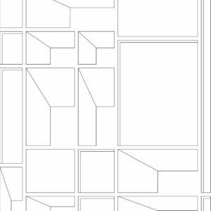 francesco visalli inside mondriaan project B116 disegno 5 piet mondrian