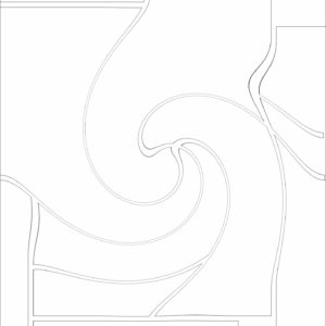 francesco visalli inside mondriaan project B128 disegno 3 piet mondrian