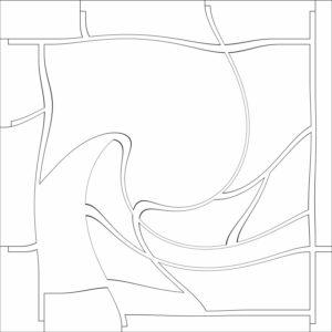 francesco visalli inside mondriaan project B130 disegno 3 piet mondrian