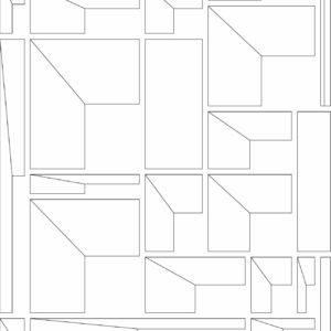 francesco visalli inside mondriaan project B154 disegno 4 piet mondrian