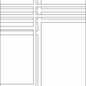francesco visalli inside mondriaan project B262 disegno 2 piet mondrian