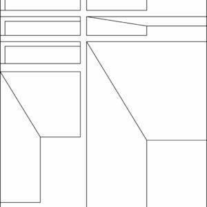 francesco visalli inside mondriaan project B262 disegno 6 piet mondrian