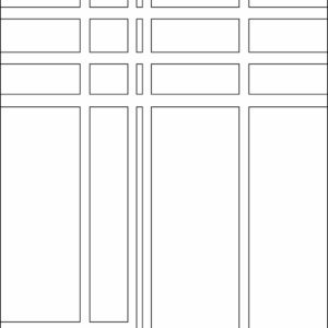 francesco visalli inside mondriaan project B273 disegno 1 piet mondrian