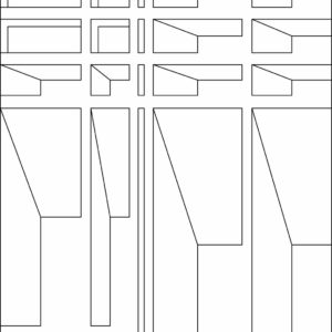 francesco visalli inside mondriaan project B273 disegno 5 piet mondrian