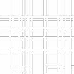 francesco visalli inside mondriaan project B308 disegno 2 piet mondrian
