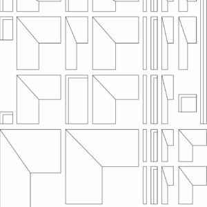 francesco visalli inside mondriaan project B310 disegno 4i piet mondrian