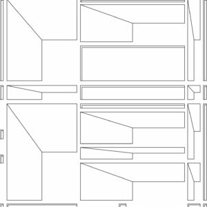 francesco visalli inside mondriaan project B313 disegno 3 piet mondrian
