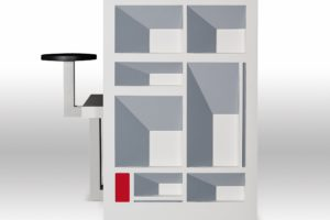 francesco visalli inside mondriaan design Bi side Chairs 21 bianco 3 piet mondrian