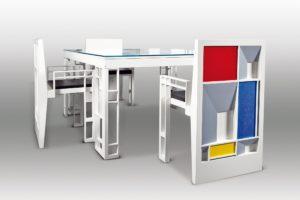 francesco visalli inside mondriaan design the table the chair 1 piet mondrian