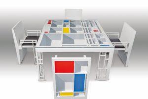 francesco visalli inside mondriaan design the table the chair 2 piet mondrian